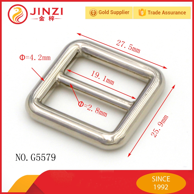 JINZI metal adjuster buckle side release strap buckles