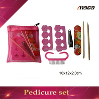 FS1077 Manufacturer supply professional salon manicure pedicure set supplies