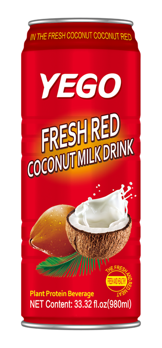 980ml fresh red coconut <strong>water</strong>