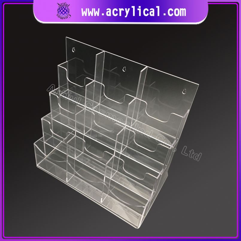 Acrylic Displayer For Advertising Pragmatic Acrylic Display Stand Customer Logo Solar Power Rotated Display Stand Mobile Phone