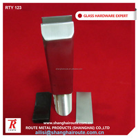 2016 HOT SALE stainless steel 304 glass spigot / clamp at factory price with high quality
