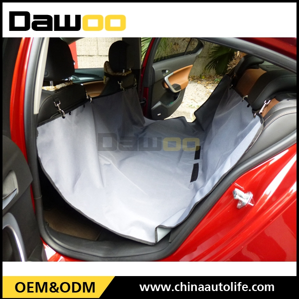 waterproof nylon car pet seat covers , polyester oxford seat protector covers