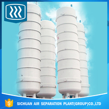 Made in China stainless steel vacuum chlorine water storage tank