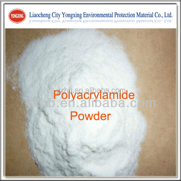 chemicals factory seals polyacrylamide chemicals free sample good price