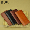 Long Size Vintage Style Leather Travel wallet , Card Holder Wallet