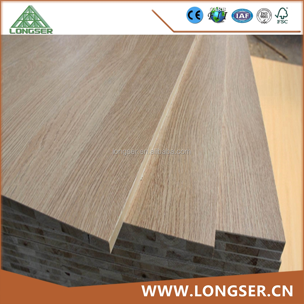 Furniture Grade 18mm Pine Wood Block Board