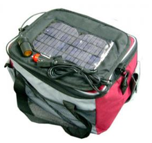 HSTD cooler bag New arrival solar panel bag for frozen food from china