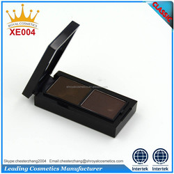 wholesale 2 colors natural eyebrow powder cosmetics