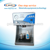 Lithium battery Mixing Machine with Vibration Stage & Two Containers (150 & 500ml), Laboratory Vacuum Mixer