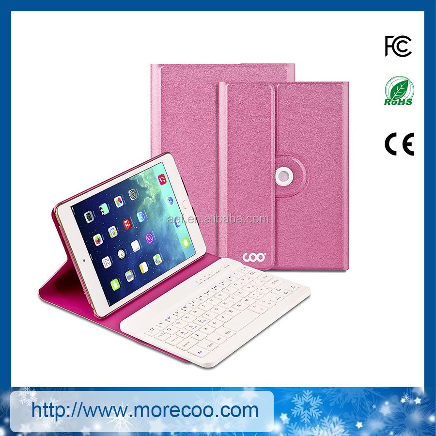 retail bluetooth keyboard case for Ipad