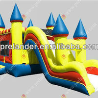 Giant Inflatable Dry Slide For Adult