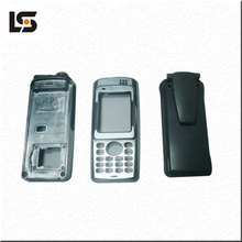 custom service phone and interphone shell aluminum alloy die casting products