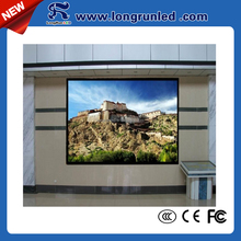 China manufacturer inexpensive products 16 bits p10 arc led display