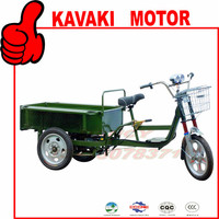Guangzhou KAVAKI 650W with passenger seat electric tricycle bike
