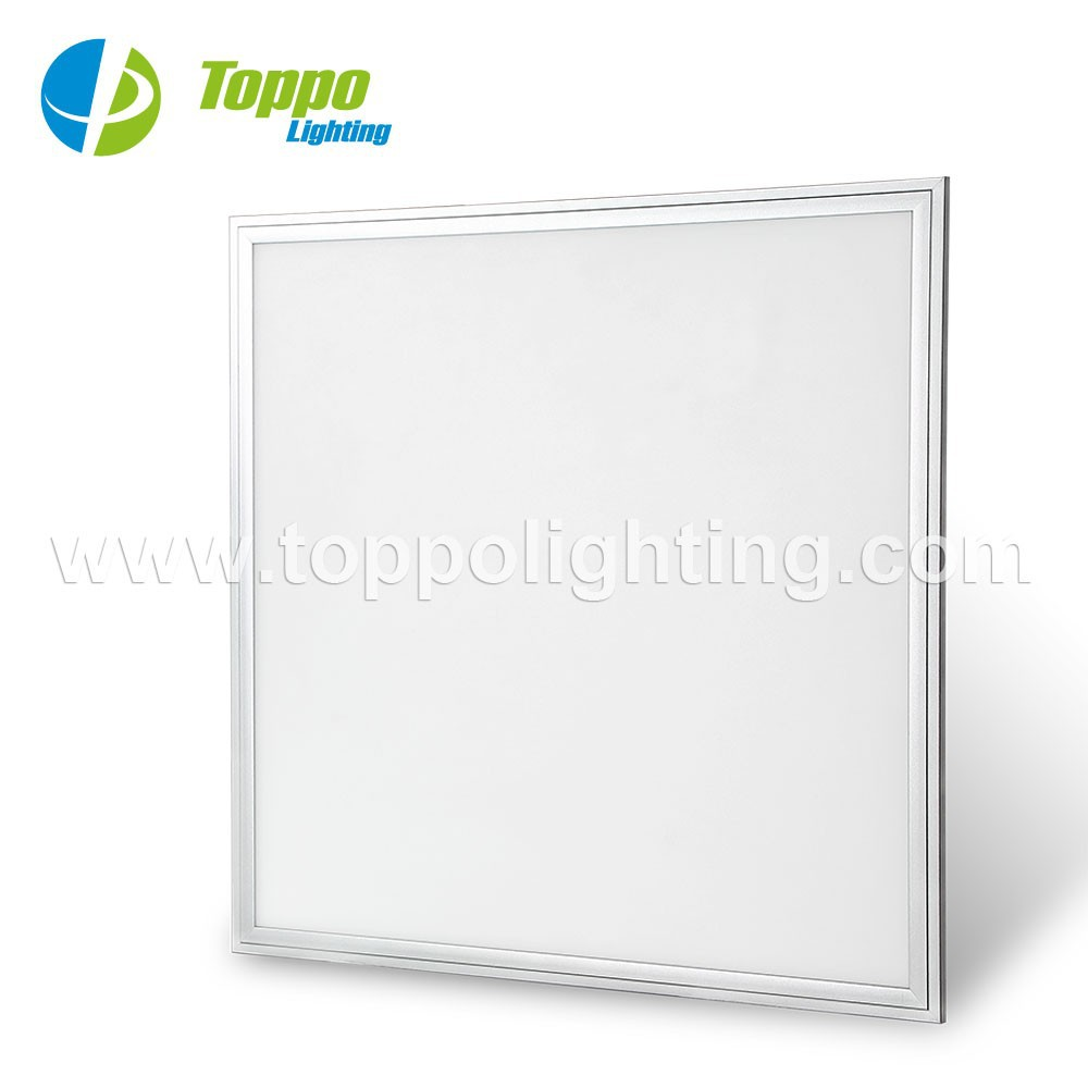 led lights panel 600x600 40W Aluminum frame +PMMA 110Lm/W UGR<19