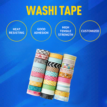 Wholesale washi tape uk tesco for gift packaging
