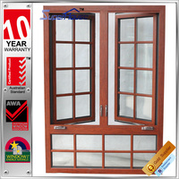 Superhouse high quality picture of aluminum windows price with Australia AS2047 standard