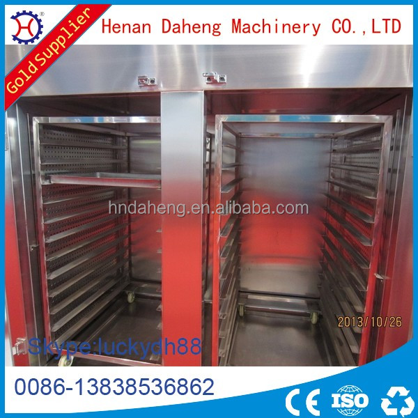 high output vegetable and fruit drying equipment