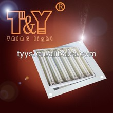 remote control embedded tricolor fluorescent cool light