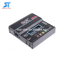 80W iMAX B6AC B6 AC Dual Power LCD Control Digital Lipo Lipro NiMH 3S/4S/5S RC Battery Balance Charger Batteries Discharger EU/A