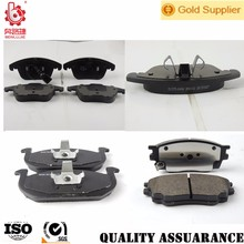 Spare parts car disc Brake Pad back plate For nissan car parts