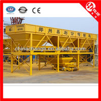 2013 hot sale!Centralized weighing concrete batching machine PLD1200 with CE certified