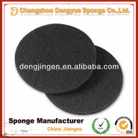 Industrial machine universal coarse efficiency filter anti-dust oil/fuel filter breathable air filter foam