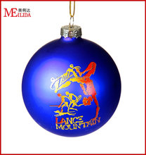 wholesale sale cheap glass christmas ball decoration