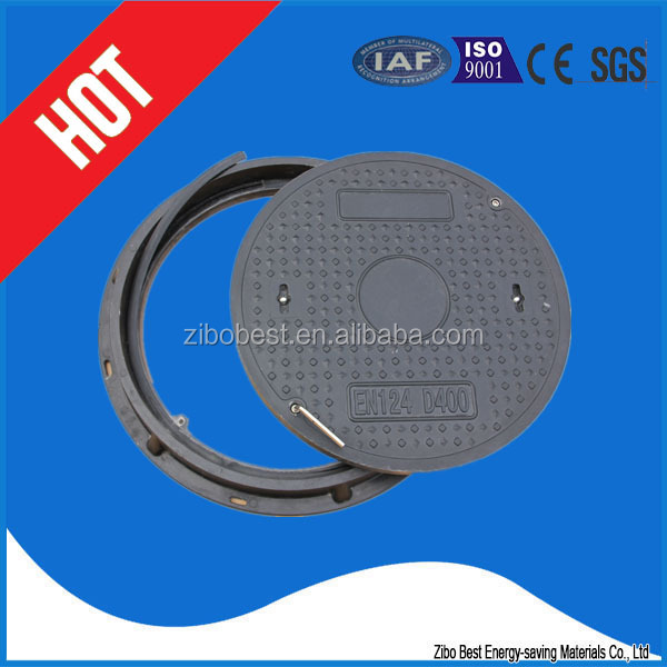 driveway manhole cover double seal with heavy duty
