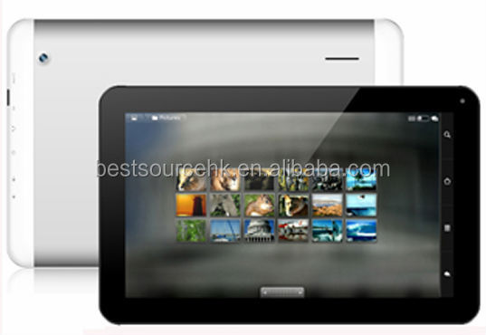 New Arrival MTK 8312 Dual Core GPS WIFI Bluetooth Best Built-In GPS 3G 10 Inch Tablet PC Android