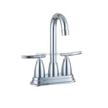 basin faucet spouts tap, kitchen sink water tap, double handle faucet