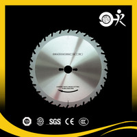 TCT Disk Saw Blade for Wood Ripping Cut