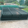 Factory direct sale SGS curved pool fence