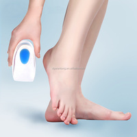 Medical Health Care Silicone Heel Insole