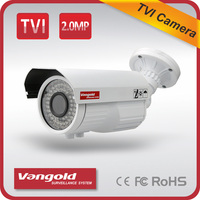 HD-TVI price cctv camera 72pcs led 70m IR distance strong bracket