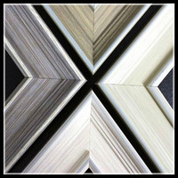 Good quality latest wood like ps moulding for picture frame