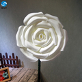 Artificial Handmade Wedding Decoration Ivory Giant Floral Foam Rose Flower