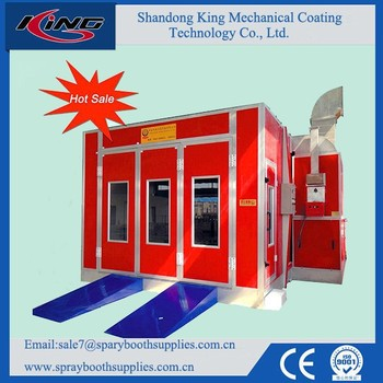 KX-3200B car spray paint booth