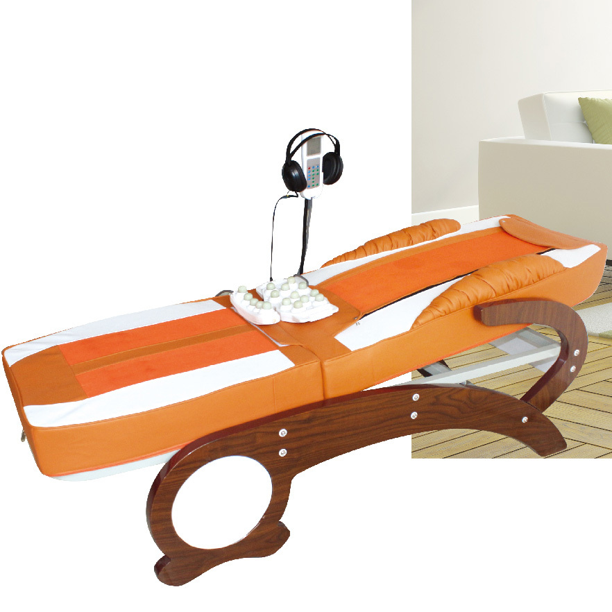 Sex massage furniture relax projector massage table full body