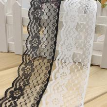 Silver Border Lace, Blue Guipure Lace, Cheap Champagne Gold Lace Fabric Material In Roll