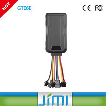 MTK high sensitivity chipset 3G GT06E GPS Multifunctional Tracker support multi analog&digital input