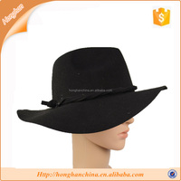 Faux wool felt hat for men cheap cowboy hats
