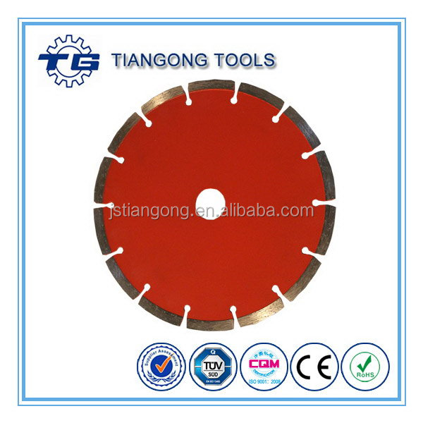 TG Tools Standard Size 16/20/22/23/25.4mm curved tile diamond saw blade