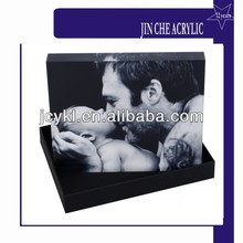 POP High Clear Acrylic Photo Block Manufacturer