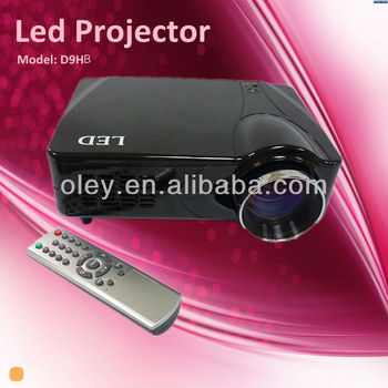 led projector manufacturer, stable quality, competitive price