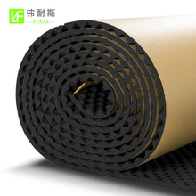 Factory Sale Soft And Durable Acoustical Foam Sponge Sound - Absorption Foam Soundproof Adhesive Backed Rubber Sheet