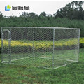 Alibaba china large outdoor heavy duty expandable pet fence
