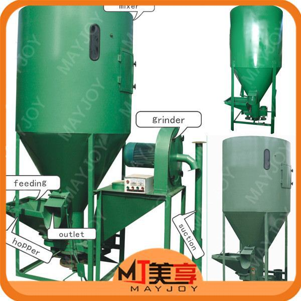 MAYJOY Livestock mixer machine for animal feed For High Efficiency Made in China/Skype:mayjoy61