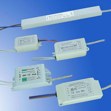 ip65 dc12v small transformer less led driver 18w