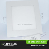 Germany, Netherlands hot sale 16w led reflective ceiling panels 200x200